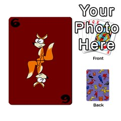 Bl Missing Cards By Thomas    Playing Cards 54 Designs (rectangle)   I78b6tfunzo7   Www Artscow Com Front - Spade7