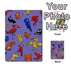 Bl Missing Cards By Thomas    Playing Cards 54 Designs (rectangle)   I78b6tfunzo7   Www Artscow Com Back