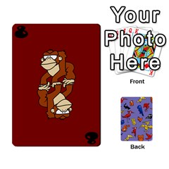 Bl Missing Cards By Thomas    Playing Cards 54 Designs (rectangle)   I78b6tfunzo7   Www Artscow Com Front - Spade9