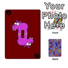 Bl Missing Cards By Thomas    Playing Cards 54 Designs (rectangle)   I78b6tfunzo7   Www Artscow Com Front - Spade10