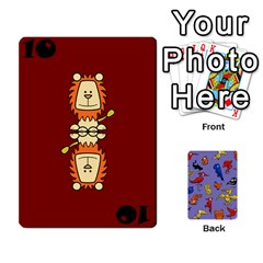 Jack Bl Missing Cards By Thomas    Playing Cards 54 Designs (rectangle)   I78b6tfunzo7   Www Artscow Com Front - SpadeJ
