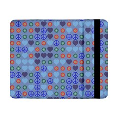 Peace and love	Samsung Galaxy Tab Pro 8.4  Flip Case by LalyLauraFLM