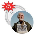 IAEBWanKenobi - 2.25  Button (10 pack)