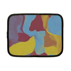 Watercolors Netbook Case (small) by LalyLauraFLM