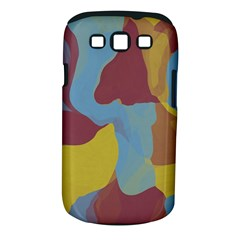Watercolors Samsung Galaxy S Iii Classic Hardshell Case (pc+silicone) by LalyLauraFLM