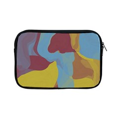 Watercolors Apple Ipad Mini Zipper Case by LalyLauraFLM