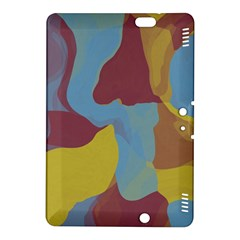 Watercolors Kindle Fire Hdx 8 9  Hardshell Case by LalyLauraFLM