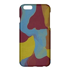 Watercolors	apple Iphone 6 Plus Hardshell Case by LalyLauraFLM