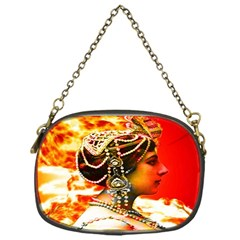 Mata Hari Chain Purse (one Side) by icarusismartdesigns