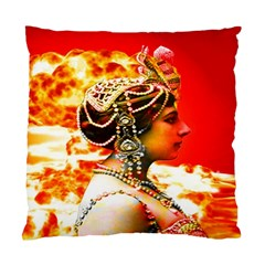 Mata Hari Standard Cushion Case (two Sides) by icarusismartdesigns