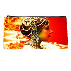Mata Hari Pencil Case by icarusismartdesigns