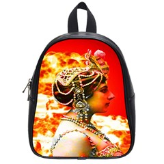 Mata Hari School Bag (small) by icarusismartdesigns