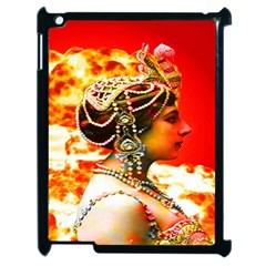 Mata Hari Apple Ipad 2 Case (black) by icarusismartdesigns