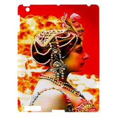 Mata Hari Apple Ipad 3/4 Hardshell Case by icarusismartdesigns