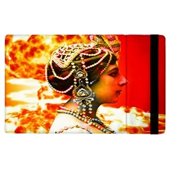 Mata Hari Apple Ipad 3/4 Flip Case by icarusismartdesigns