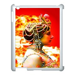 Mata Hari Apple Ipad 3/4 Case (white) by icarusismartdesigns