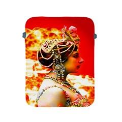 Mata Hari Apple Ipad 2/3/4 Protective Soft Case by icarusismartdesigns