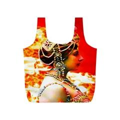 Mata Hari Full Print Recycle Bag (s) by icarusismartdesigns