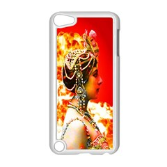 Mata Hari Apple Ipod Touch 5 Case (white) by icarusismartdesigns
