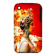 Mata Hari Apple iPhone 3G/3GS Hardshell Case (PC+Silicone) by icarusismartdesigns