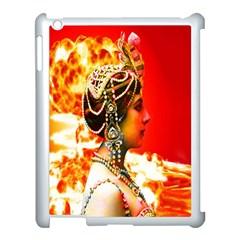 Mata Hari Apple Ipad 3/4 Case (white) by icarusismartdesigns