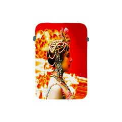 Mata Hari Apple Ipad Mini Protective Soft Case by icarusismartdesigns