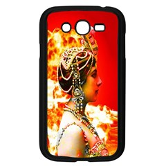 Mata Hari Samsung Galaxy Grand Duos I9082 Case (black) by icarusismartdesigns