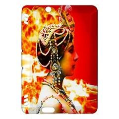 Mata Hari Kindle Fire Hdx Hardshell Case by icarusismartdesigns