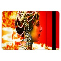 Mata Hari Apple Ipad Air Flip Case by icarusismartdesigns