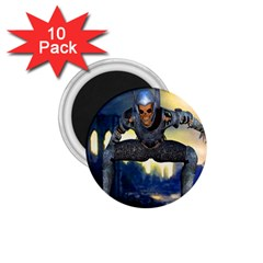 Wasteland 1 75  Button Magnet (10 Pack) by icarusismartdesigns