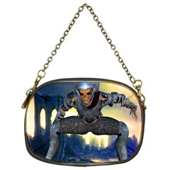 Wasteland Chain Purse (one Side) by icarusismartdesigns