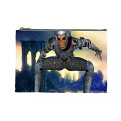 Wasteland Cosmetic Bag (large) by icarusismartdesigns