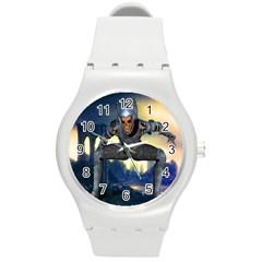 Wasteland Plastic Sport Watch (medium) by icarusismartdesigns