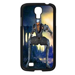 Wasteland Samsung Galaxy S4 I9500/ I9505 Case (black) by icarusismartdesigns