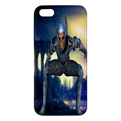 Wasteland Iphone 5s Premium Hardshell Case by icarusismartdesigns