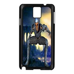 Wasteland Samsung Galaxy Note 3 N9005 Case (black) by icarusismartdesigns