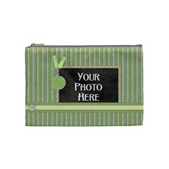 Medium Pip Bag By Lisa Minor   Cosmetic Bag (medium)   Lr7cn2xzevyn   Www Artscow Com Front