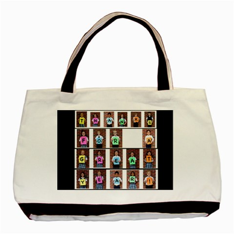 Thank You Tote By Brianne Tonker Front