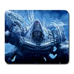 something - Large Mousepad