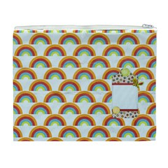 Xl Rainbow Bag By Lisa Minor   Cosmetic Bag (xl)   2tt3thu90ttn   Www Artscow Com Back