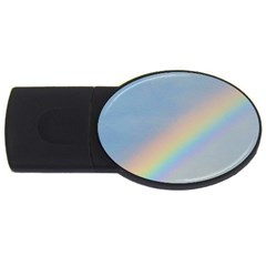 Rainbow 2gb Usb Flash Drive (oval) by yoursparklingshop