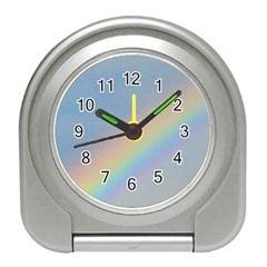 Rainbow Desk Alarm Clock