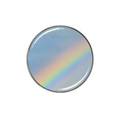 Rainbow Golf Ball Marker (for Hat Clip)