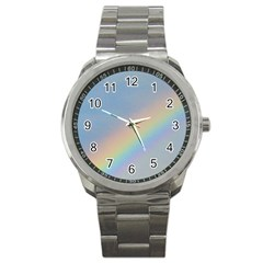 Rainbow Sport Metal Watch