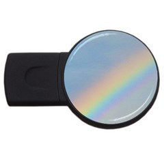Rainbow 4gb Usb Flash Drive (round)