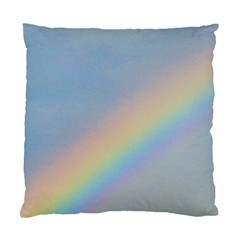 Rainbow Cushion Case (single Sided)  by yoursparklingshop