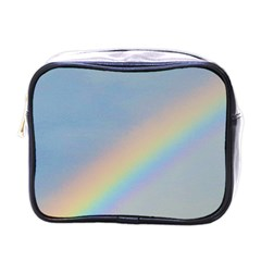 Rainbow Mini Travel Toiletry Bag (one Side) by yoursparklingshop