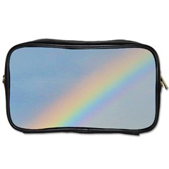 Rainbow Travel Toiletry Bag (one Side) by yoursparklingshop