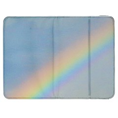 Rainbow Samsung Galaxy Tab 7  P1000 Flip Case by yoursparklingshop