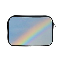 Rainbow Apple Ipad Mini Zippered Sleeve